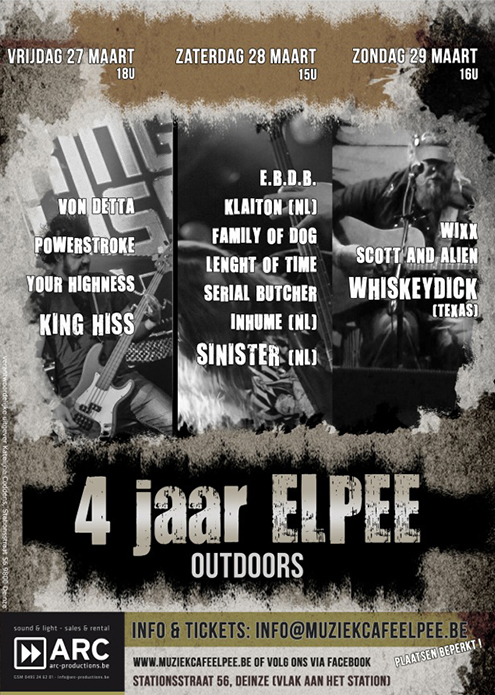 4 Jaar Elpee Outdoors