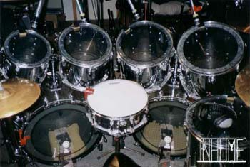 Inhume Drums