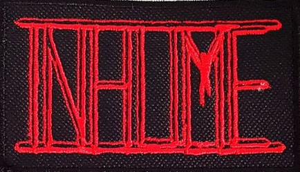 Inhume - Logo Patch Embroidered