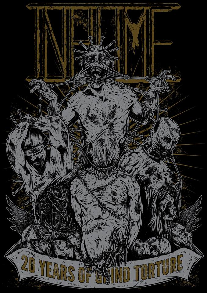 Inhume - 20 Years of Grind