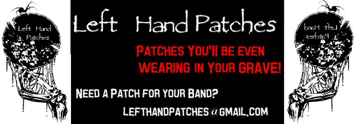 Left Hand Patch